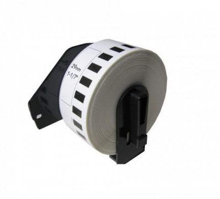 CPT Brother DK22210 Etiq Branco Continuo(29mmx30,48mts)(CPT)