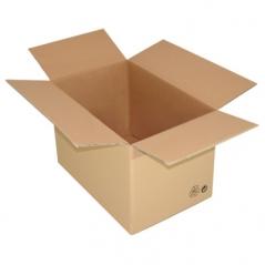 Caixa Cartao Canelura Simples 350x250x200mm (Un)