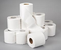 Papel Higienico  Folha Dupla (Pack12)