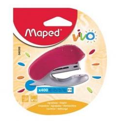Agrafador Maped VIVO + 400 Agrafos Nº 10 (Un)