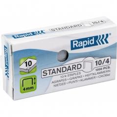 Agrafes 10/4 (Nº10) Rapid (1000Un)