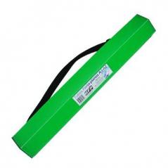 Porta Desenhos Tubo Plástico Transparente Fumado A3-A2 Ø7x45cm (Un)