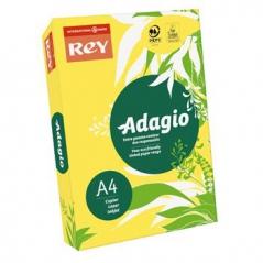 Papel Adagio Amarelo Canario A4 80grs 500fls (Code 03)