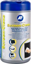 Toalhetes Limpeza monitores Screen Clene (100 Un)