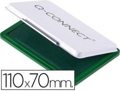 Almofada Carimbos Generico ~7x11cm (70mmX110mm) Verde (Un)