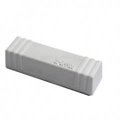 Apagador Magnetico Quadros Brancos 140mmX40mmX35mm (140x40x35) 2 Recargas Incl (Un)