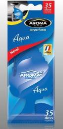Aroma Car LEAF Aqua (Un)