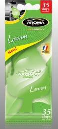 Aroma Car LEAF Lemon (Un)