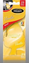 Aroma Car LEAF Vanilla (Un)