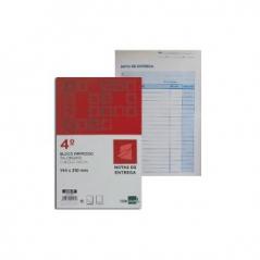 Bloco Impresso Notas de Entregas duplicado 155 x 215 mm ao alto (Un)