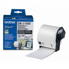 Brother DK11202 Etiqueta Expedicao 62X100 (Rolo 300)