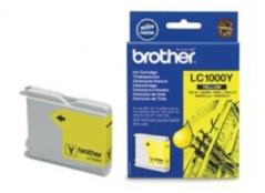 Brother LC1000Y Tinteiro Amarelo 1360/1560/3360C/DCP130