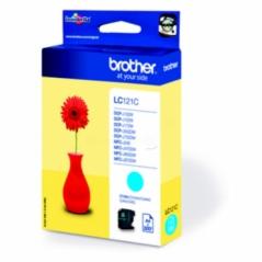 Brother LC121C Tinteiro Azul DCPJ552DW/DCPJ752DW