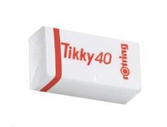 Borracha Branca ROTRING Tikky 40 (Un)