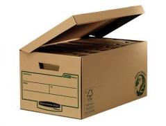 Caixa Bankers Box Arquivo Definitivo 293x390x560mm (Un)