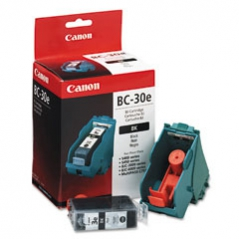 Canon BC30E Tinteiro Preto BJC3000/6000/6100/6200