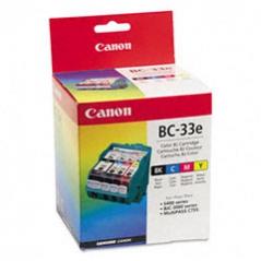 Canon BC33E Cabeca Impressao + 4 Cores S400