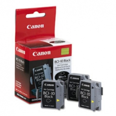 Canon BCI10 3 Recargas Preto BJ30/BJC50/70/80/BN700