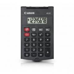 Calculadora Canon AS8 8 digitos Bolso (Un)