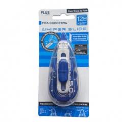 Corrector Fita PLUS 5mmx12mts (permite recarga (Un)
