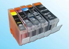 CTI BCI3/5/6BK Tinteiro Canon Preto BJC3000/6000/S400/450/