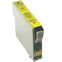 CTI Epson 13T18014010 (T1804/1814) Tinteiro Amarelo