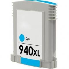 CTI HP C4907A (Nº940XL) Tinteiro Azul Alta Cap (CPT)