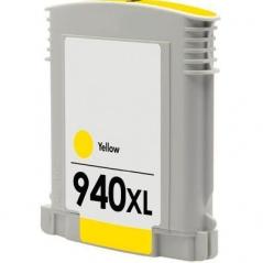 CTI HP C4909A (Nº940XL) Tinteiro Amarelo Alta Cap (CPT)