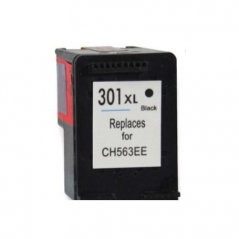 CTI HP CH563EE (Nº301XL) Tinteiro Preto Deskjet 2050 (CPT)