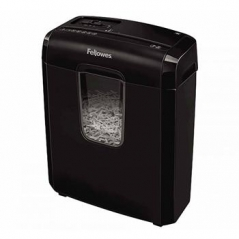 Destruidora Corte Particulas 4x35mm Fellowes 3C 6 Folhas