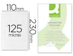 Bolsa Plastificar  (110mmx230mm) 125mic (100Un)