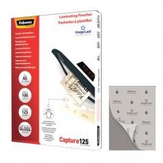 Bolsa Plastificar A5 (154mmx216mm) 125mic (100Un)