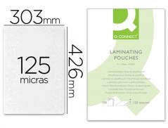 Bolsa Plastificar A3 (303mmX426mm) 125 mic (100Un)
