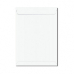 Envelope 229mmx324mm Branco Adesivo Saco (DIN C4)(Un)