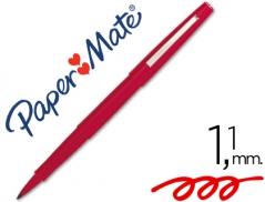 Marcador Paper Mate Futura Nylon 31021 Vermelho (Un)