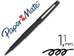 Marcador Paper Mate Futura Nylon 31011 Preto (Un)