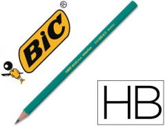 Lapis de Grafite Bic ECO Evolution HB (Un)