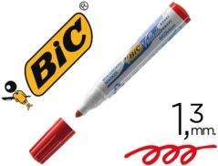 Marcador BIC VELLEDA Quadro Branco Vermelho~1,5mm Traço(Un)