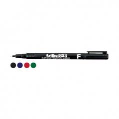 Marcador de Acetatos Fino (Artline 853) Preto AQ