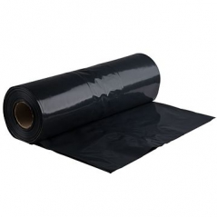 Sacos Lixo Plastico 50Lts Preto 19my (60X80cm) (Pack 10Un)