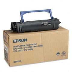 Epson S050010 Toner preto EPL5700/5700L/5800/5800L