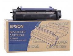 Epson S050087 Toner Preto EPL5900/6100 6K