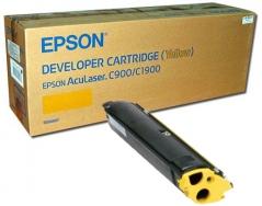Epson S050097 Toner Amarelo Epson Aculaser C900/1900