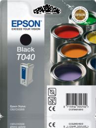 Epson C13T040140 (T040) Tinteiro Preto Stylus C62