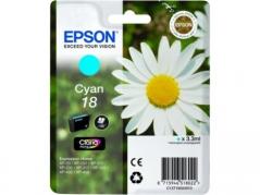 Epson 13T18024010 (T1802) Tinteiro Azul XP30/XP102/XP202...