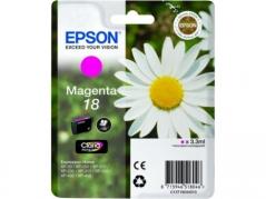 Epson 13T18034010 (T1803) Tinteiro Magenta XP30/XP102/XP202.
