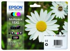 Epson 13T18164020 (T1816) Pack 4 Cores Nº18XL Alta Cap