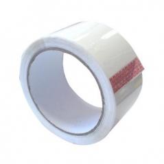 Fita Adesiva PPL Branco 50mmX66mts (50X66) (Un)