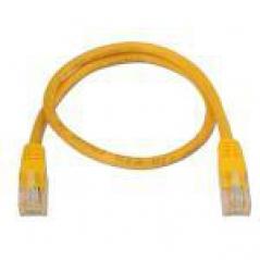 Cabo Rede UTP C5e 5mts - Amarelo (Un)