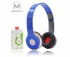 Auscultadores (Phones) MI-603 2Mt 50mW Azul (Un)